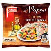 Findus al vapor Selecció verdures gourmet 350g