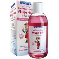Fluor-Kin Enjuague bucal infantil sabor fresa 500ml
