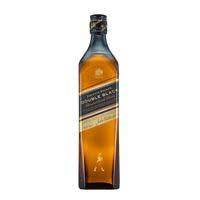 Whisky Double Black JOHNNIE WALKER, botella 70 cl + 2 Vasos