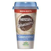 Nescafe Capuccino Shakis 190ml