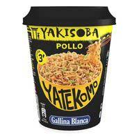 Yakisoba pollo yatekomo 93g