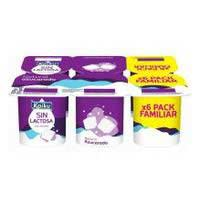 Kaiku Yogur natural azuc s/lactosa 6X125g