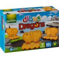Gullon Galletas Dibus Dragons  320g