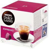 Nescafé Dolce Gusto Espresso 16 cápsulas
