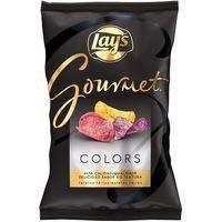Lays Patatas Gourmet colors bolsa 150g