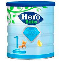 Llet en polsNutrasense1 HEROBaby, llauna 800 g