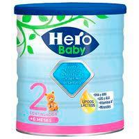Llet de continuacióNutrasense2 HEROBaby, llauna 800 g