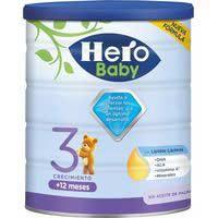 Llet creixementNutrasense3 HEROBaby, llauna 800 g