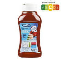 Eroski Sannia Ketchup light 530g
