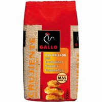 Gallo Pa rallat cruixent 500g