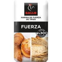 Gallo Harina de trigo fuerza 1 kg