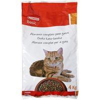 Eroski Basic Comida gatos 4kg