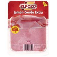 El Pozo Jamón cocido extra 250g