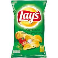 Lay's patatas fritas campesina sin gluten 170g