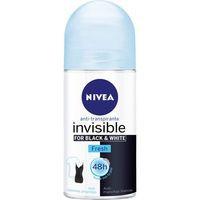 Nivea Desodorant roll-on invisible% fresh 50 ml