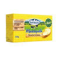Asturiana Mantequilla pastilla 250g