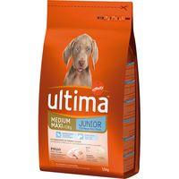 Ultima Dinar gos cadell pollastre/arròs 1,5kg