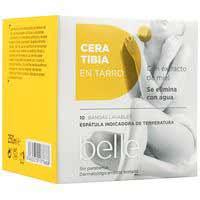 Belle Cera tibia tarro 250ml