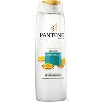 Pantene Champú purificante cabello graso 360ml