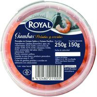 Royal Cola de gambas 150g