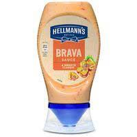 Hellmann's Salsa brava 250ml