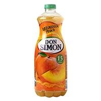 Don Simon Nèctar de préssec 1,5l