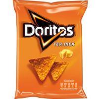 Doritos Tex Mex nachos blat de moro fregit gust formatge 150g