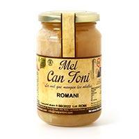 Miel de romero CAN TONI, frasco 500 g