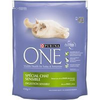 One Comida gato sensitive 800g