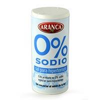 Aranca Sal 0% sodio para hipertensos 250g