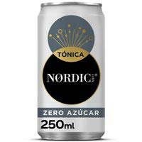 Nordic Mist Tónica Zero lata 25cl