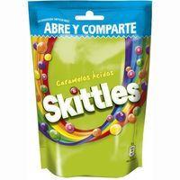 Skittles Caramels fruiters àcids 174g