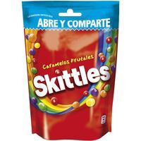Skittles Caramels fruiters 174g