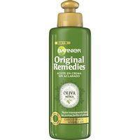 Original Remedies Aceite en crema sin aclarado oliva 200ml