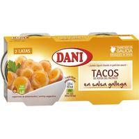 Dani Tacos de potón del pacífico en salsa gallega 2x85g