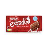 Nestlé Tableta chocolate con leche 125g