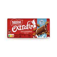 Xocolata amb ametlles NESTLÉ, tauleta 123 g