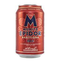 Moritz Epidor Cerveza lata 33cl