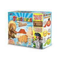 Artiach Galleta Dinosaurus chocolate blanco 360g