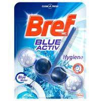 Bref Colgador wc agua azul
