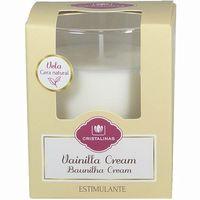 Cristalina Ambientador espelma vanilla cream 1u