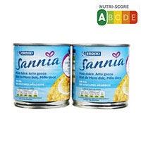 Eroski Sannia Blat de moro sense sucre x2 280g