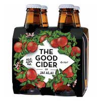 Good Cider Sidra manzana 4x25cl