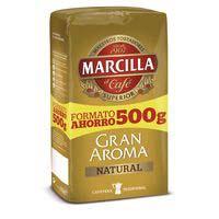Marcilla Cafè mòlt natural 500g