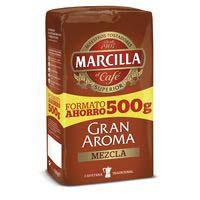 Marcilla Cafè mòlt mescla 500g