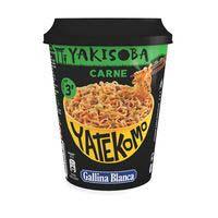 Gallina Blanca Yakisoba carne Yatekomo 93g
