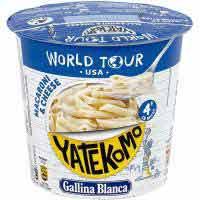 Macar&cheese yatekomo cup 85g