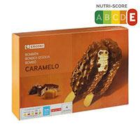 Eroski Bombon Caramelo x4 Uni.