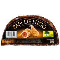 Pan de higo BIOVERA, paquete 250 g