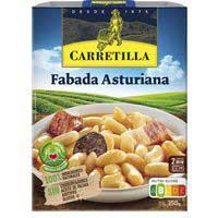 Carretilla Fabada Asturiana 350g